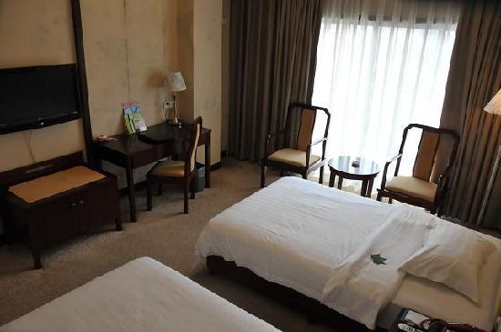 Sheyuan Heyi Hotel: 高级双人间