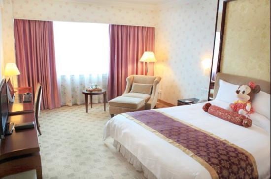 Fuzhou Grand Hotel: 豪华单人客房