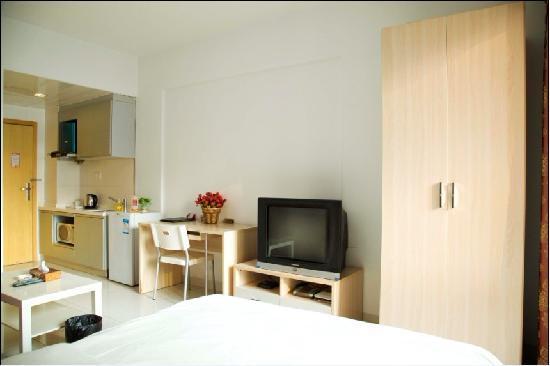 Xintujia Holiday Apartment Guangzhou Bolin Gongyu: 照片描述