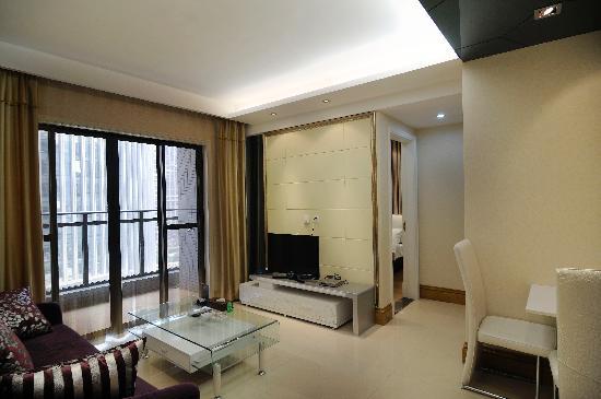 Private Enjoyed Home Apartment Hotel Guangzhou GuangHong Tianqi