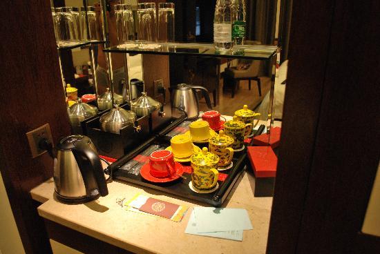 Eadry Royal Garden Hotel Luxury Haikou : Room