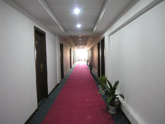 Sudeng Boutique Hotel: 走廊