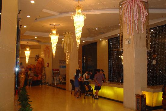 Huaxia Century Business Hotel: 酒店大堂