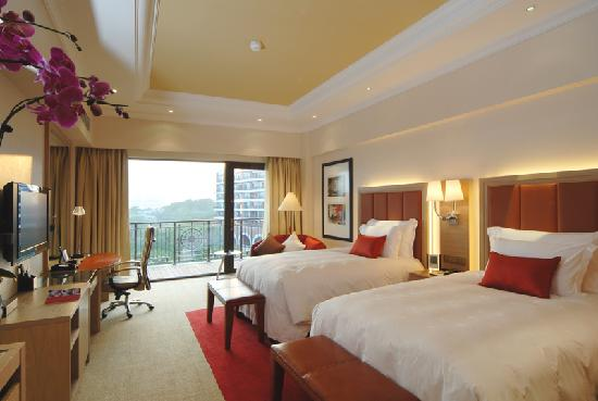 InterContinental Shenzhen : Twin bed