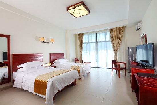 Lvjia Holiday Apartment: 温馨舒适的双床房