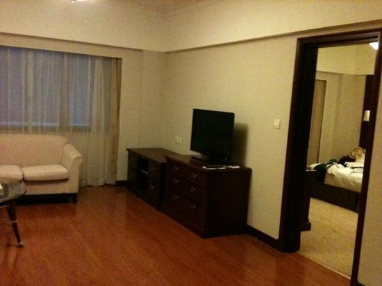 Hotel Jen Shenyang by Shangri-La: 套房