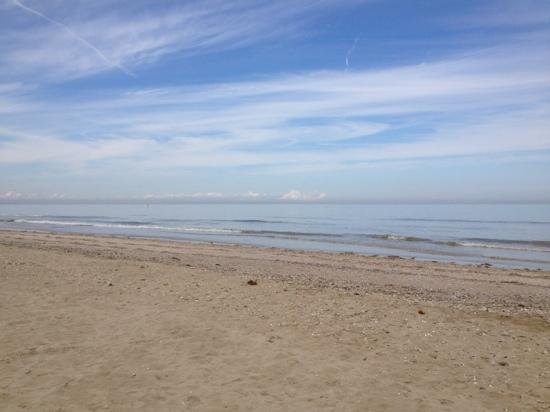 Hotel de La Cote Fleurie : 酒店离海滩只有五分钟