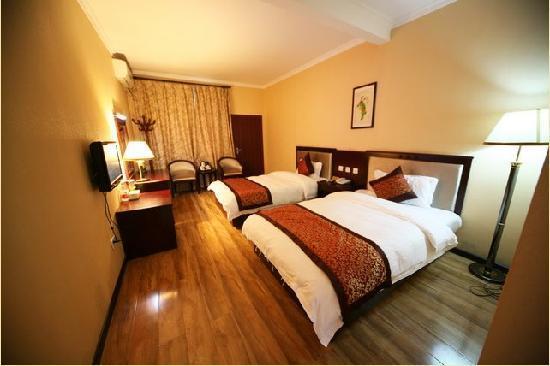 Rushe Inn : 酒店房间