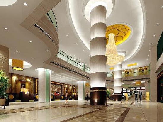 Bellevista Hotel (Zhaokang Hotel): 酒店大堂