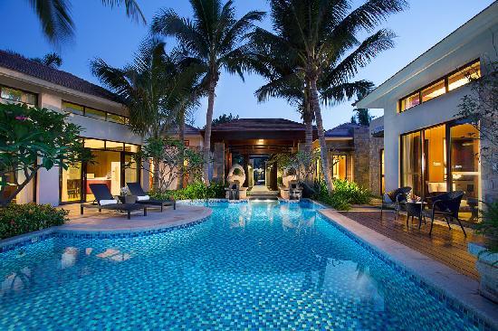 Grand Metropark Resort Hotel: 行政别墅