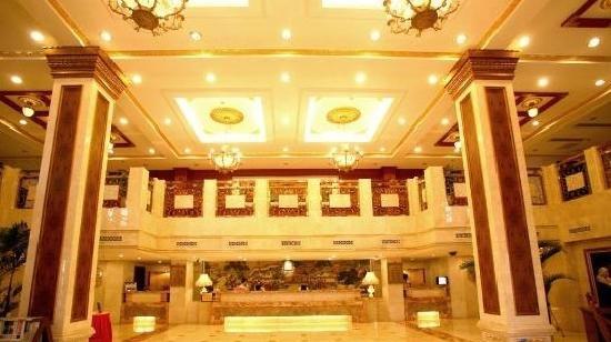 Da Li Tang Hotel Chongqing: 大厅