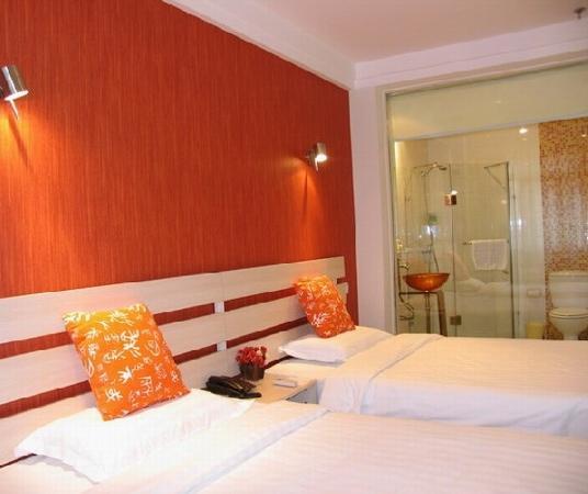 Home Inn (Chongqing Jiefangbei Hongyadong): 小温馨