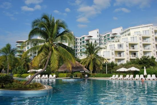 Holiday Inn Resort Sanya Bay: 假日酒店