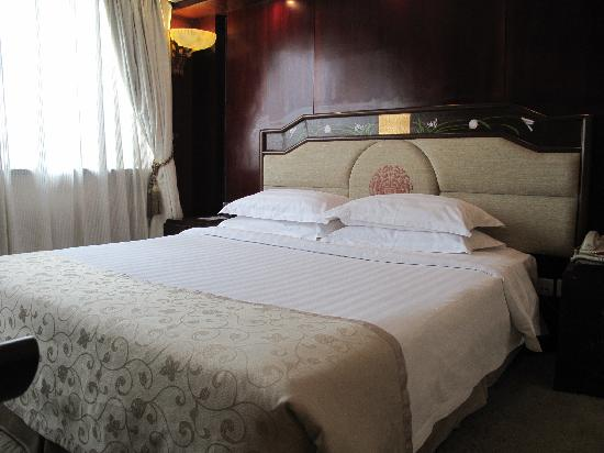 Xinhua Jiudian: 大床房