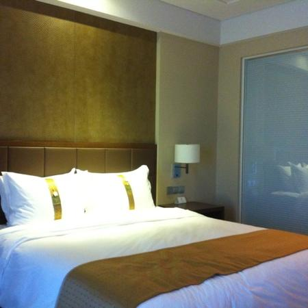 Holiday Inn Yinchuan International Trade Center : 客房