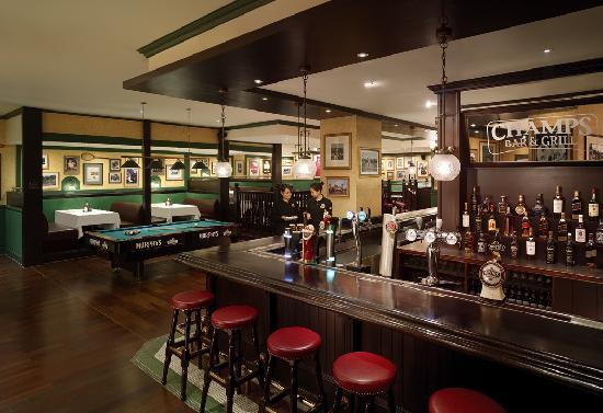 Champs Bar & Grill Shangri-La Hotel Shenzhen: 冠军餐厅·酒吧