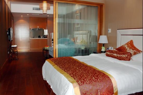 Xinzhishang Business Apartment: 商务单人间