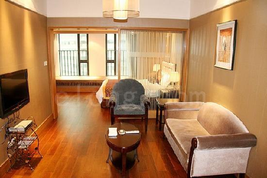 Xinzhishang Business Apartment: 商务房