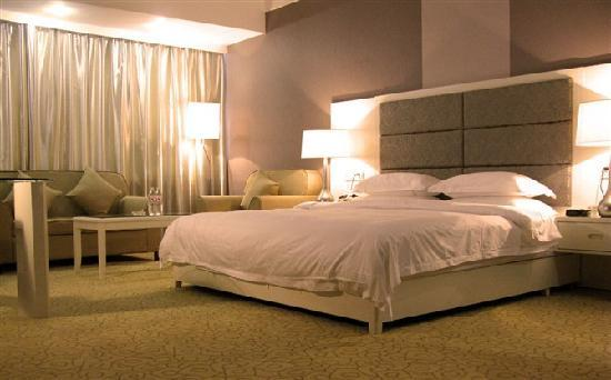 Paradise Union Hotel: 大床房
