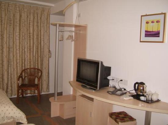 Kunlun International Youth Hostel: 房间一角