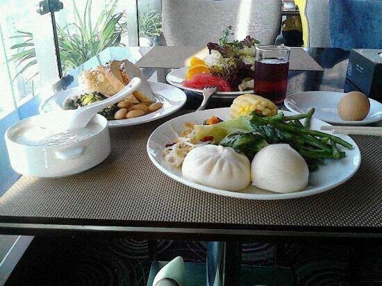 Zhengzhou Yuehai Hotel: 早餐
