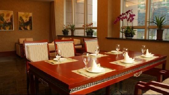 Haishanghai Lotus Bussiness Hotel Huludao 2nd: 品上品餐厅