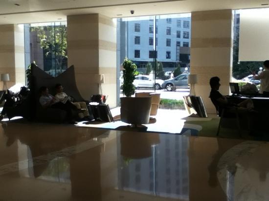 Holiday Inn Qingdao City Centre: 酒店大堂