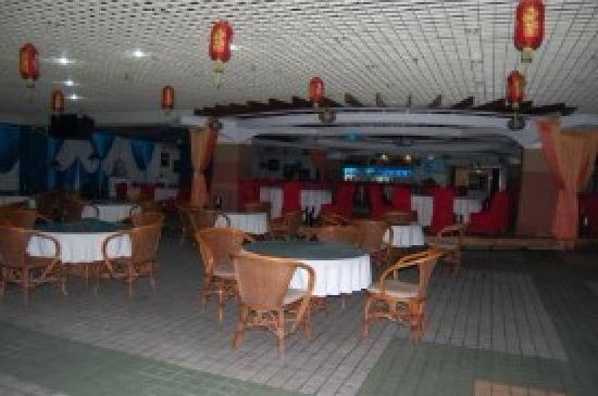 Suihua, Κίνα: 酒店四楼宴会厅