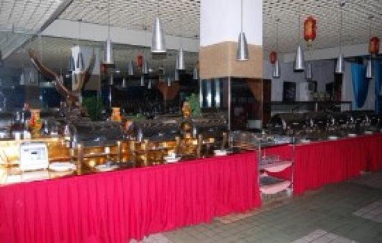 Suihua, Κίνα: 酒店自助早餐厅