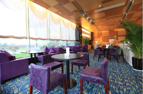Ganzhi Shidai Business Hotel: 大堂吧