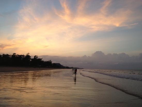 Haikou, Çin: 海滩
