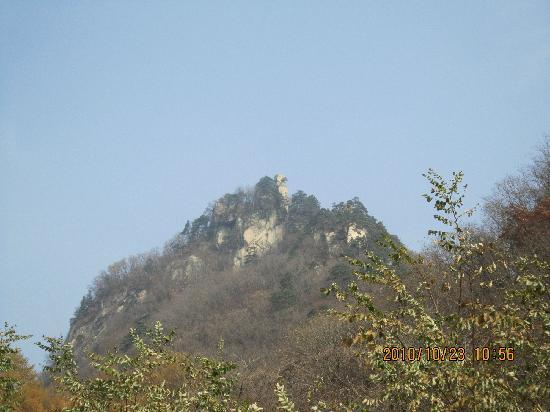 TianHua Mountain: 天华山主峰