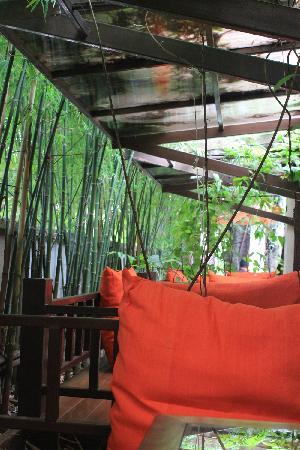 Chompor Lanna: 早餐环境