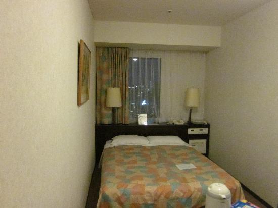 Sunshine City Prince Hotel: 客房一