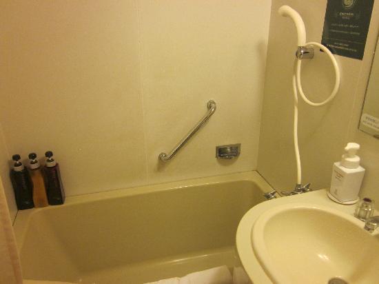 Sunshine City Prince Hotel: 盥洗室一 