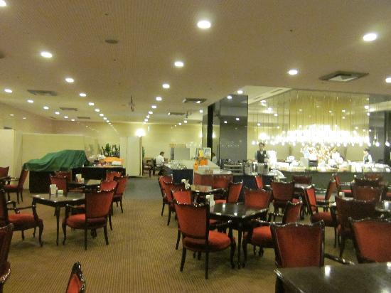 Sunshine City Prince Hotel: 餐厅之一