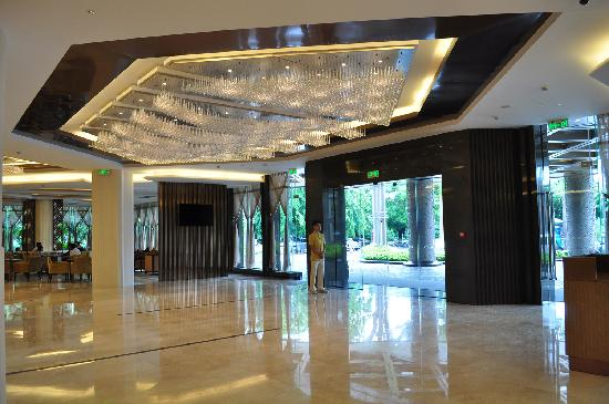 Zhongya International Hotel: 酒店大堂2