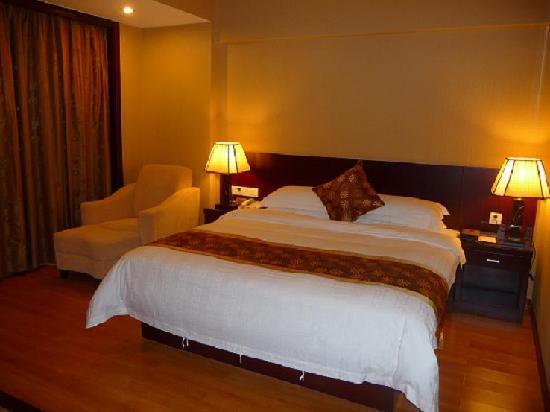 Youyitian Hotel : 豪华商务套房