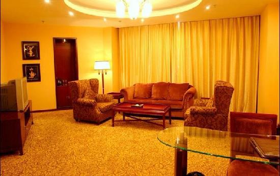Mayfair Hotel: 套房