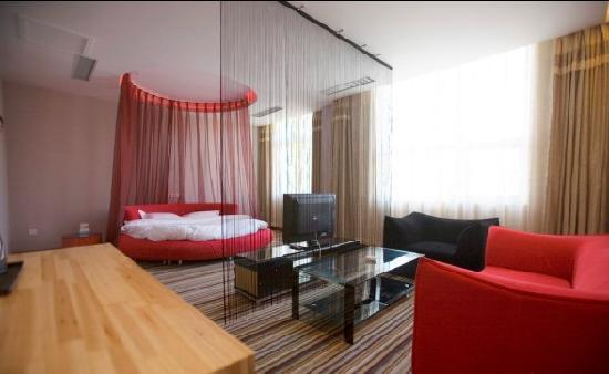 Jinwan Business Hotel: 情侣房