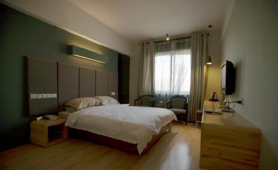 Jinwan Business Hotel: 大床房