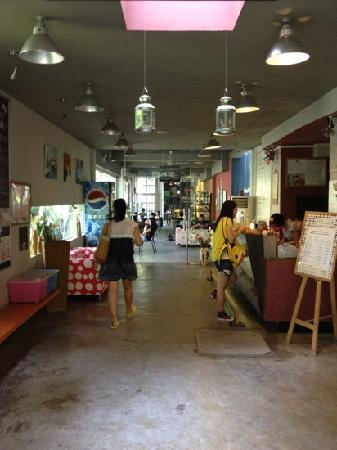 Shenzhen LOFT Youth Hostel: 大堂