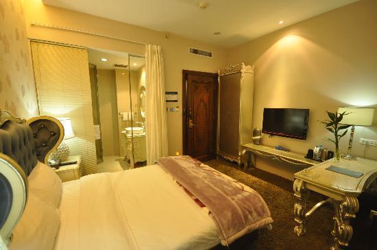 Bohemia Hotel Luoyang: 情侣房
