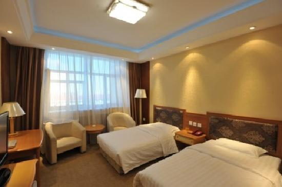 Shihua Hotel: 标准间