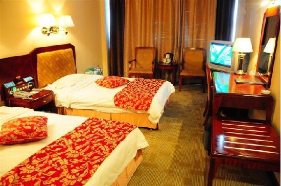 Home Inn Lasa Potala Palace: 商务标准间
