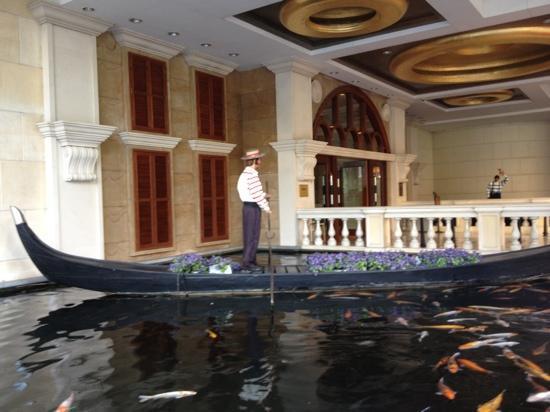 The Venice Raytour Hotel Shenzhen: 威尼斯的记忆