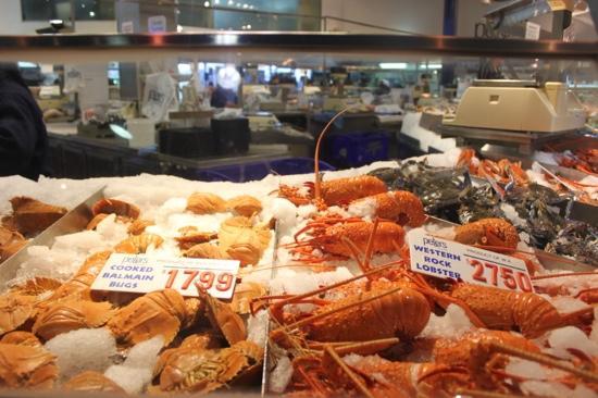 Fresh fish picture of sydney fish market sydney for Fresh fish market houston