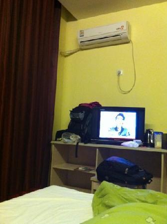 Laodong Mansion Hotel: 仿如家的商务酒店
