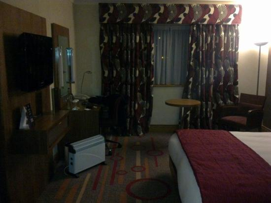 Hilton Coventry Hotel: Coventry Hilton Executive Room