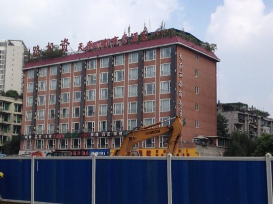 Tianfu Lidu Hotel Caotang : 天府丽都商务酒店